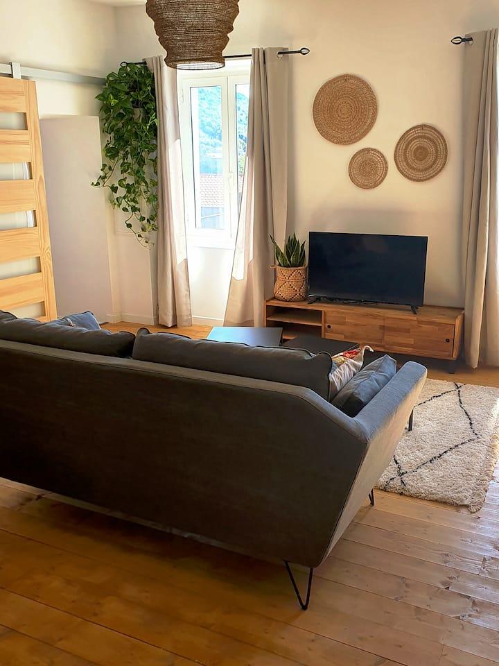 Appartement très lumineux au cœur de Sartène