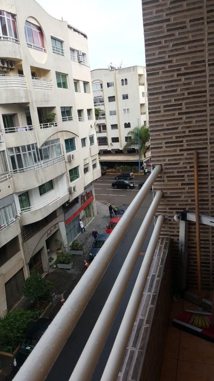 Appartement au centre de Casablanca
