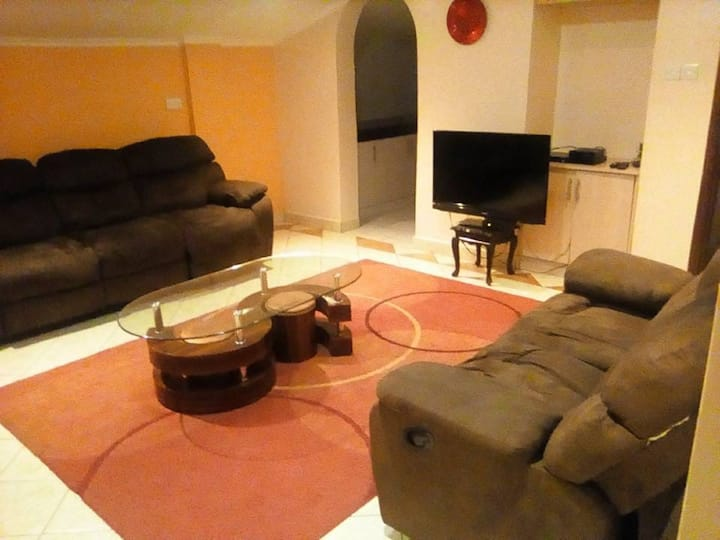 Enjoy Serviced 1BR Apartment at Kisumu city, Kenya