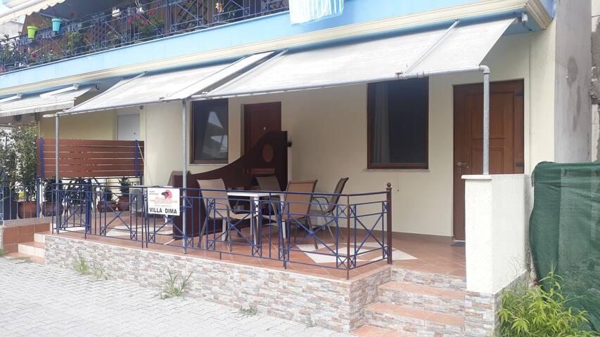 Villa Dima 2, για ζευγάρια και οικογένειες