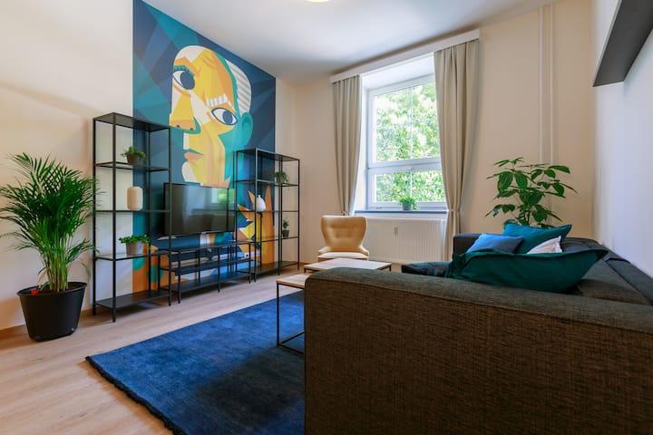 Avantgarde apartments (Apt. 7)