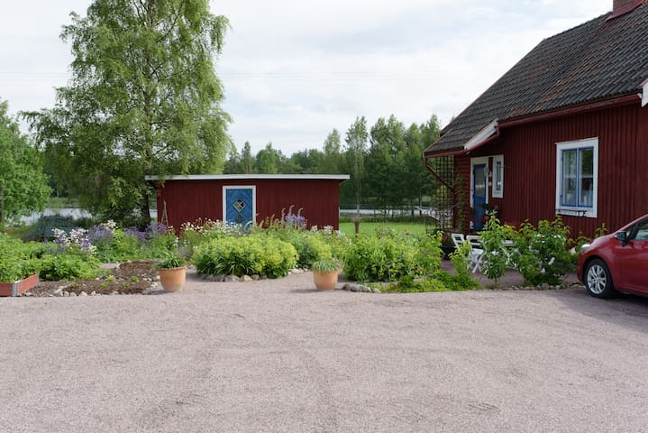 Swedish cottage, near Wij gardens - Ockelbo - Rumah