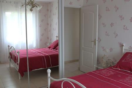 Chambre dans 1 pavillon individuel - Saint-Père-en-Retz - บ้าน