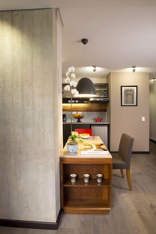 Apartach Bogota Best Location Apt 302!!!!