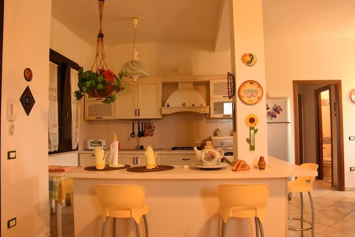 """Casa vacanza """"Ca' dei Carusi"""""""