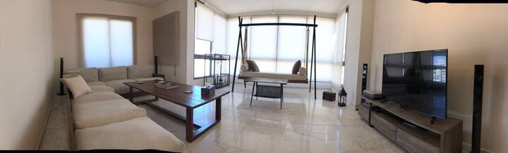 Brand new furnished apt in Beirut