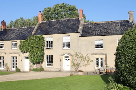 Bed and Breakfast at Lubborn House - Baltonsborough