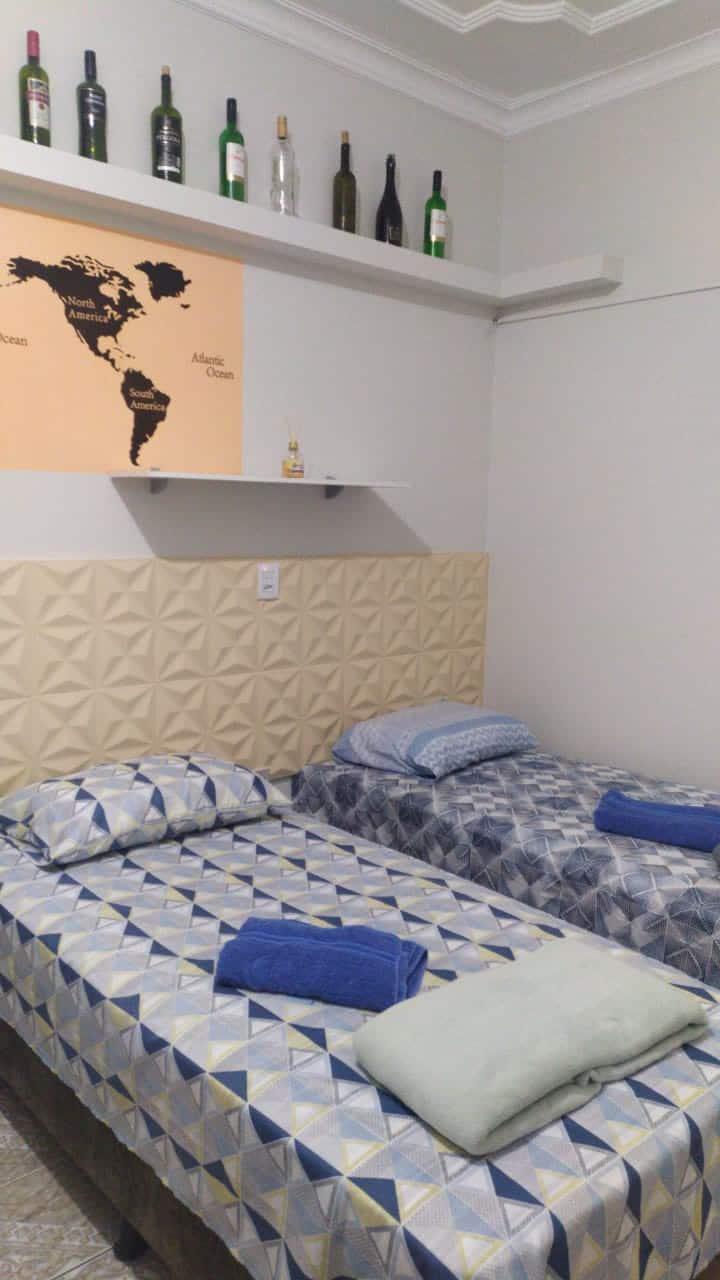 Apartamento para solteiros