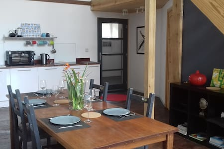 Appartement style loft, plage de Port Manec'h - Névez