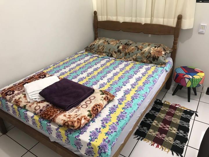 Apartamento de 1 quarto no Floramar em BH