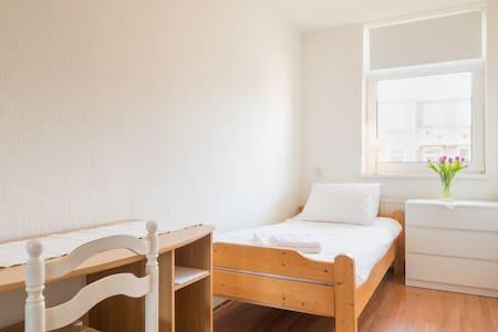 1 Person Bedroom in City Center! - รอตเตอร์ดัม - อพาร์ทเมนท์