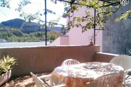 Appartement 4 pers terrasse 25m² - Avèze - Appartamento