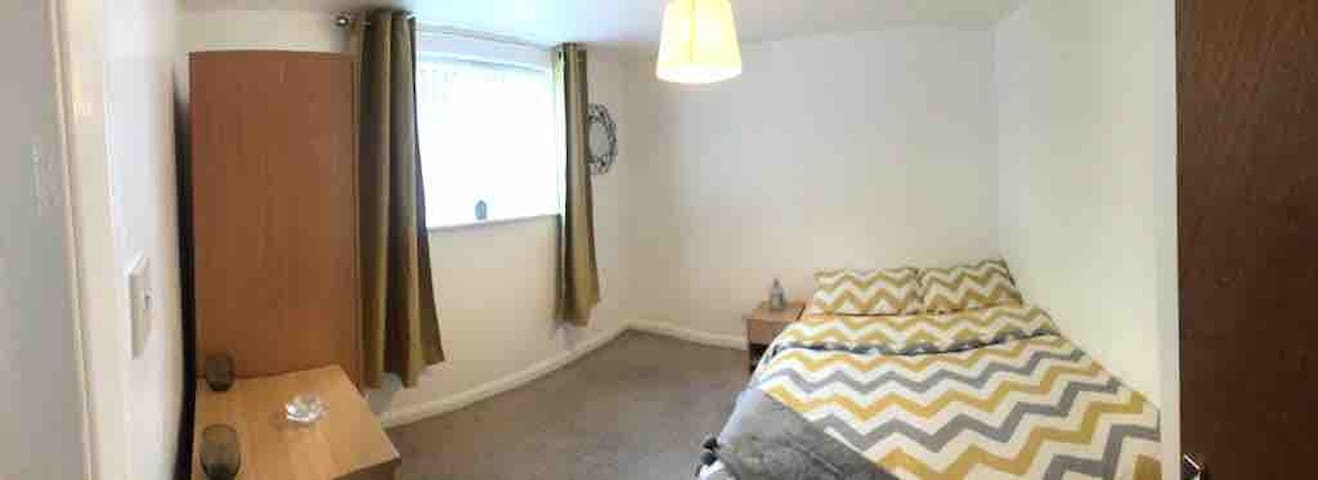 1 Bedroom available