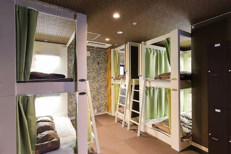 8ベッドルーム