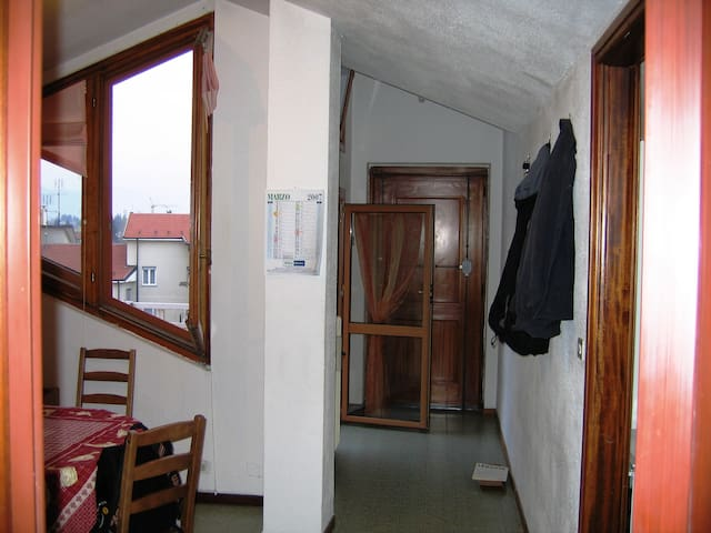 appartamento ultimo p. vista alpi - Cuneo - Apartment