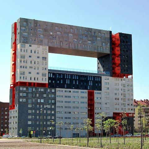 Duplex en Madrid a 10 min ️ /IFEMA - Madrid