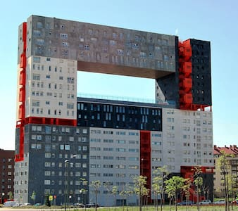 Hermoso Duplex en Madrid - Leilighet