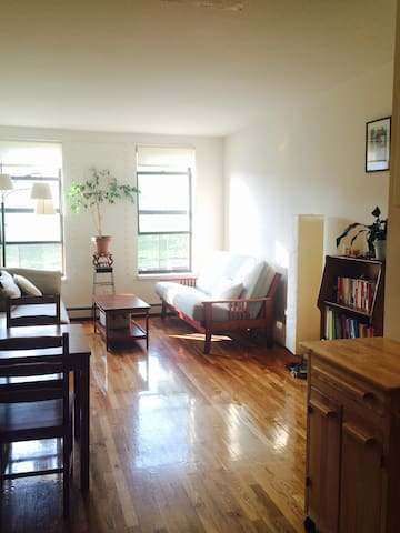Sunny Apartment Across from Sunset Park