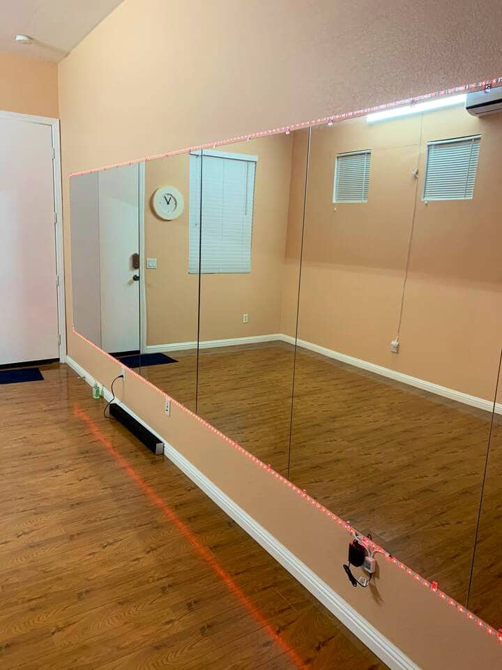 Private Dance Studio Space