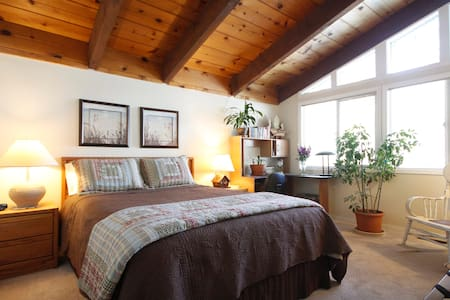 Private and centrally located! - South Lake Tahoe - Haus