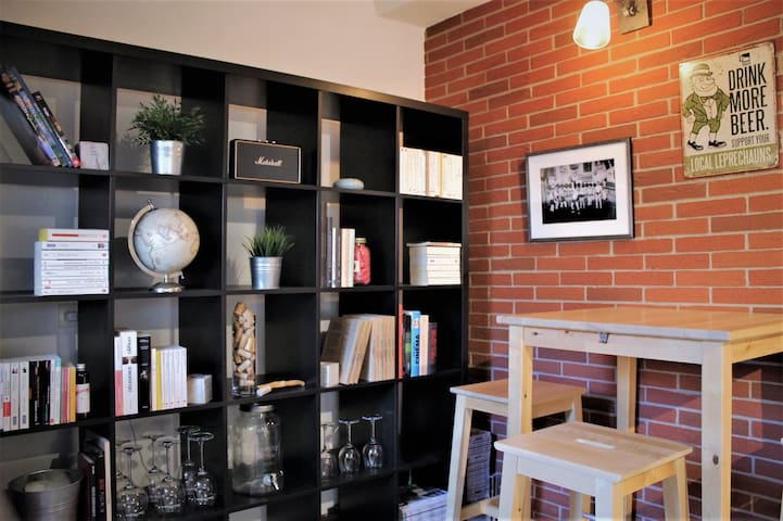 Irish Style 1 Bedroom City Centre