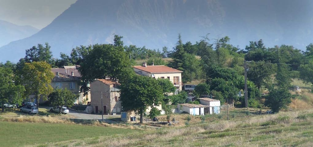 Huisje op een buitengewone plek in de Provence