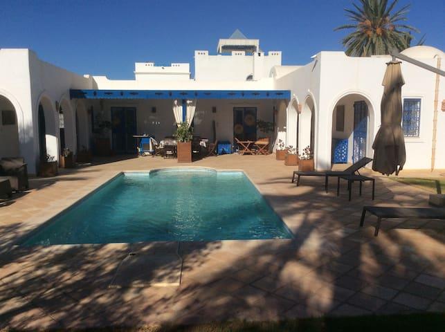 Villa Dar Cyam à Djerba Midoun