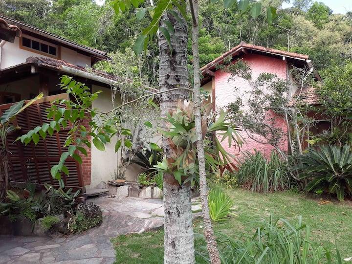 Quadruple suite next to nature in Santa Cruz