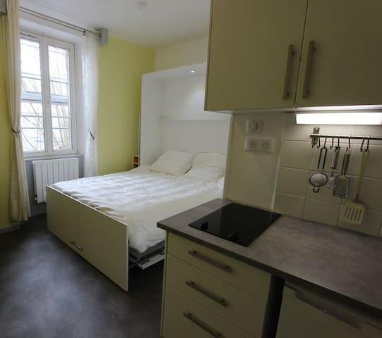 Studio en plein coeur de quimper - Quimper - Apartment