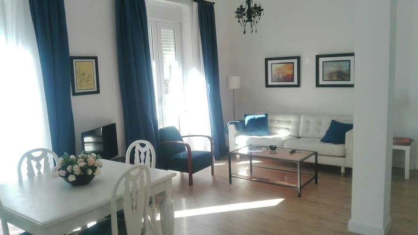 New apartment in  Ruzafa, the  center of Valencia.