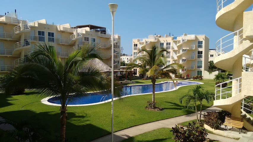 GREAT LOCATION IN ACAPULCO - Acapulco - Apartment