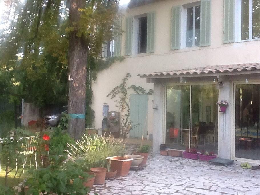 Maison ancienne aix en provence maisons louer aix for Aix en provence location maison