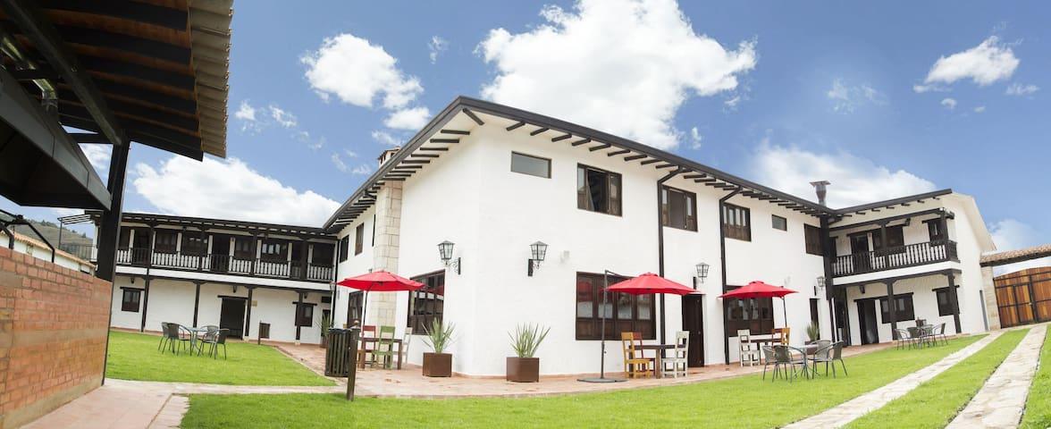 Hotel Casona Quesada Suesca