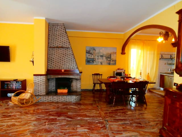 Cozy apartament in front the Sea. - Formia - Appartamento