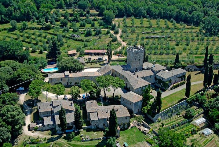 Casa Dami at Spannocchia - chiusdino - Casa