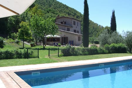 Acquasparta Villa with swimming pool - Acquasparta - Villa