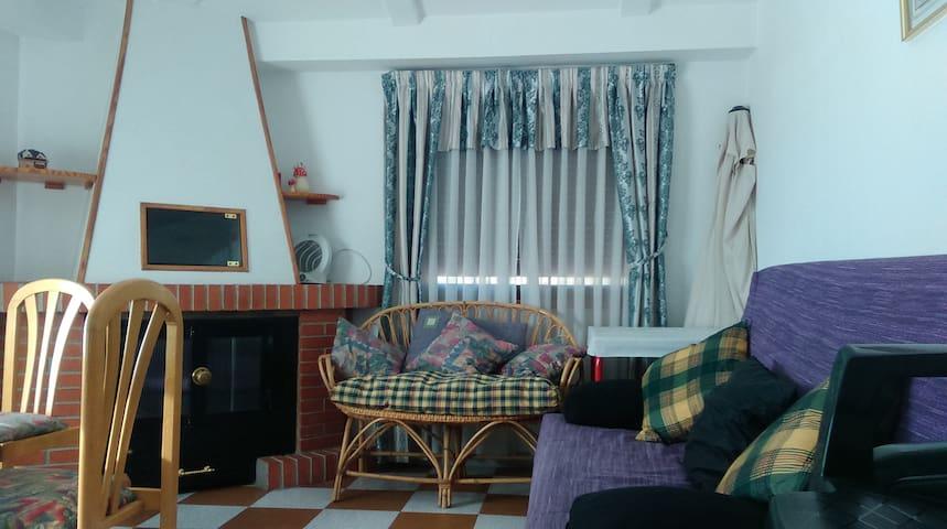 Apartamento con vistas - Garganta la Olla