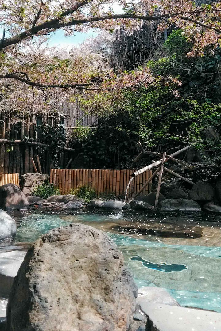Please feel the Japanese relaxation!