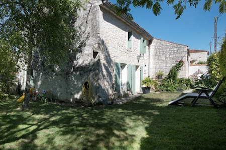 Ch confort,calme,campagne,20mn mer - House