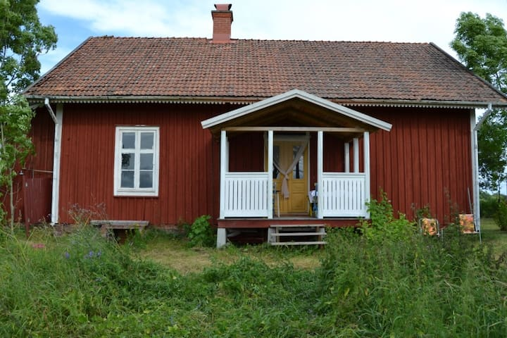 Old School in Småland Sweeden. - Ruda - Huis