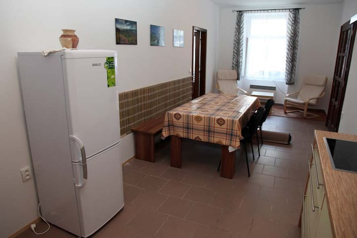 Apartment in the historic centre - Jindřichův Hradec