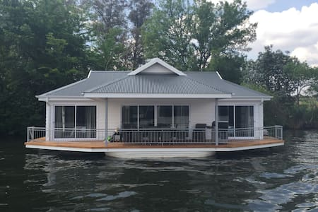 Prive' Houseboat - Vanderbijlpark