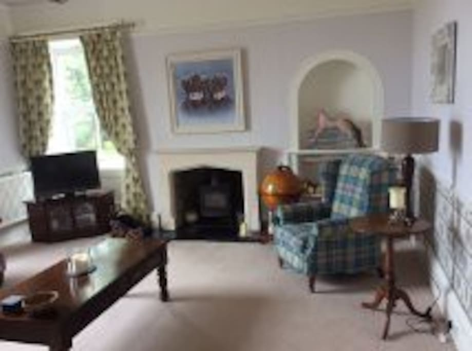 The Front livingroom