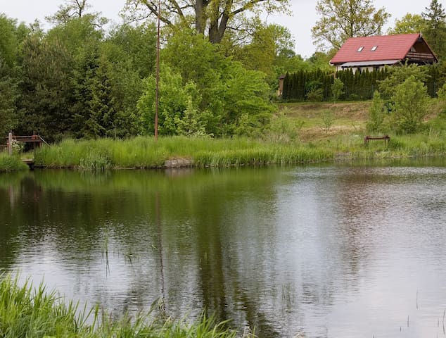House By the Pond - Lędziechowo - บ้าน