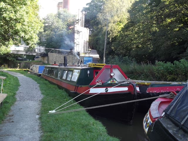 """Hazel"" at Bollington - Bollington - Boot"