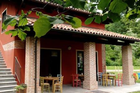 RELAX IN MEZZO AL VERDE (Riserva Naturale) - Rocca de' Baldi - Bed & Breakfast