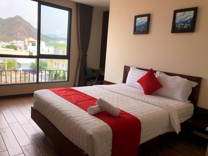Deluxe Double room - City View