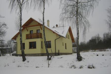 Ubytování u přehrady Lipno balkon - Horní Planá