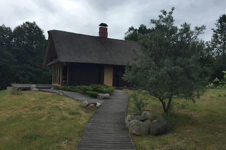 Country Holiday Home 'LOCI' - Grāveri