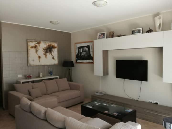 Stylish modern and functional flat